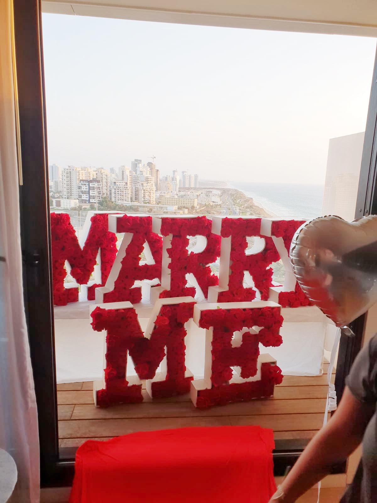 אותיות להצעת נישואין